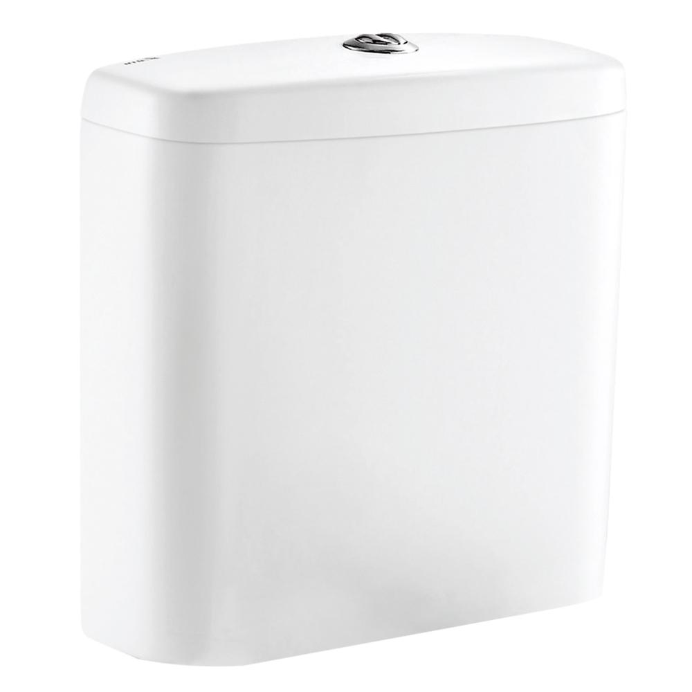 Ivo : Cistern:Close Coupled, White 1