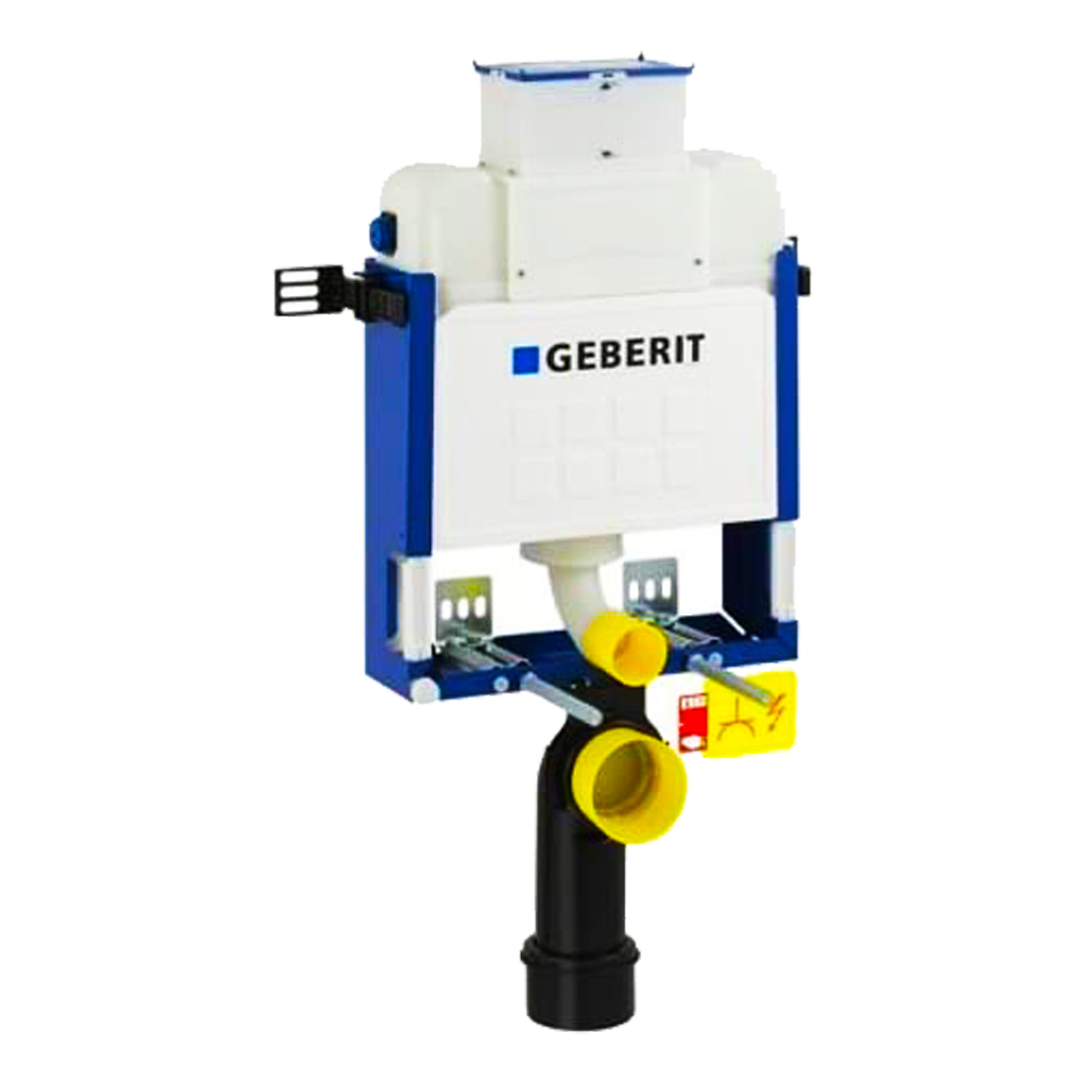 Geberit: Concealed Cistern for Wall Hung (82)cm 1