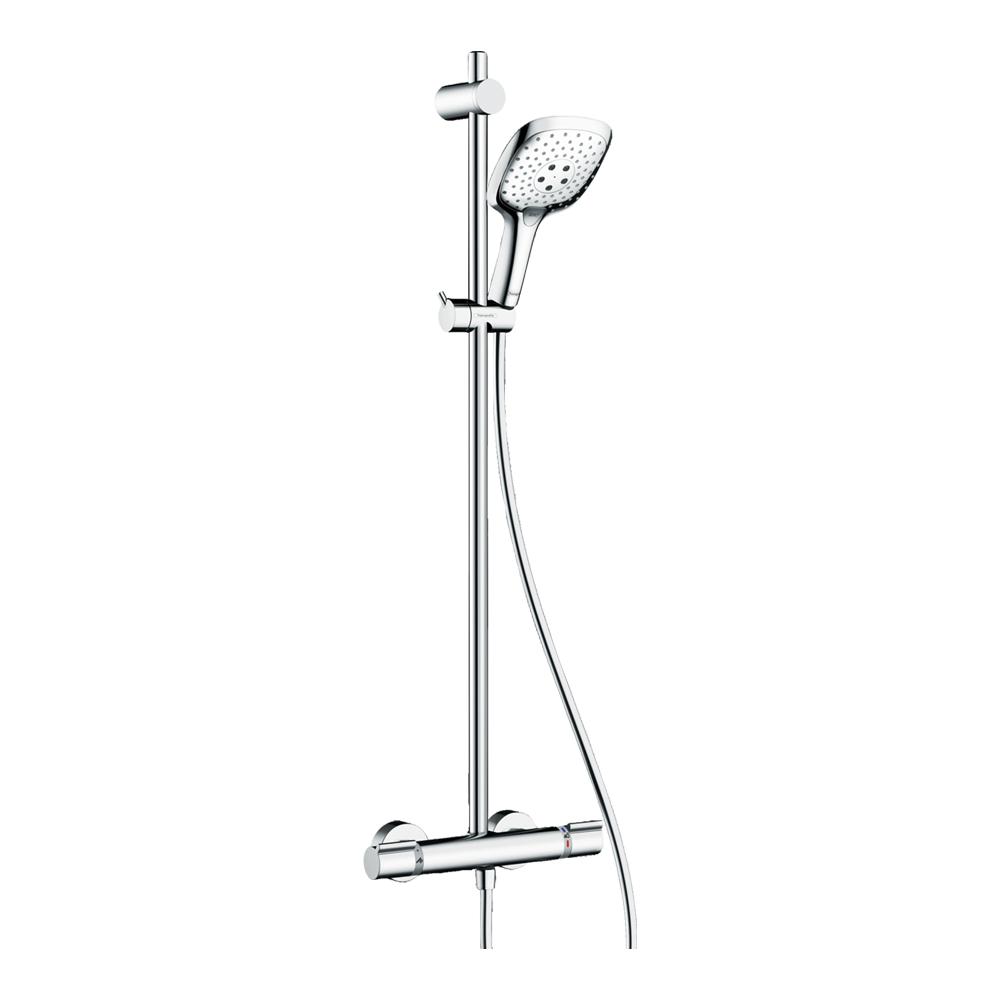 Raindance Select E 150: Semi Shower Pipe, Chrome Plated 1