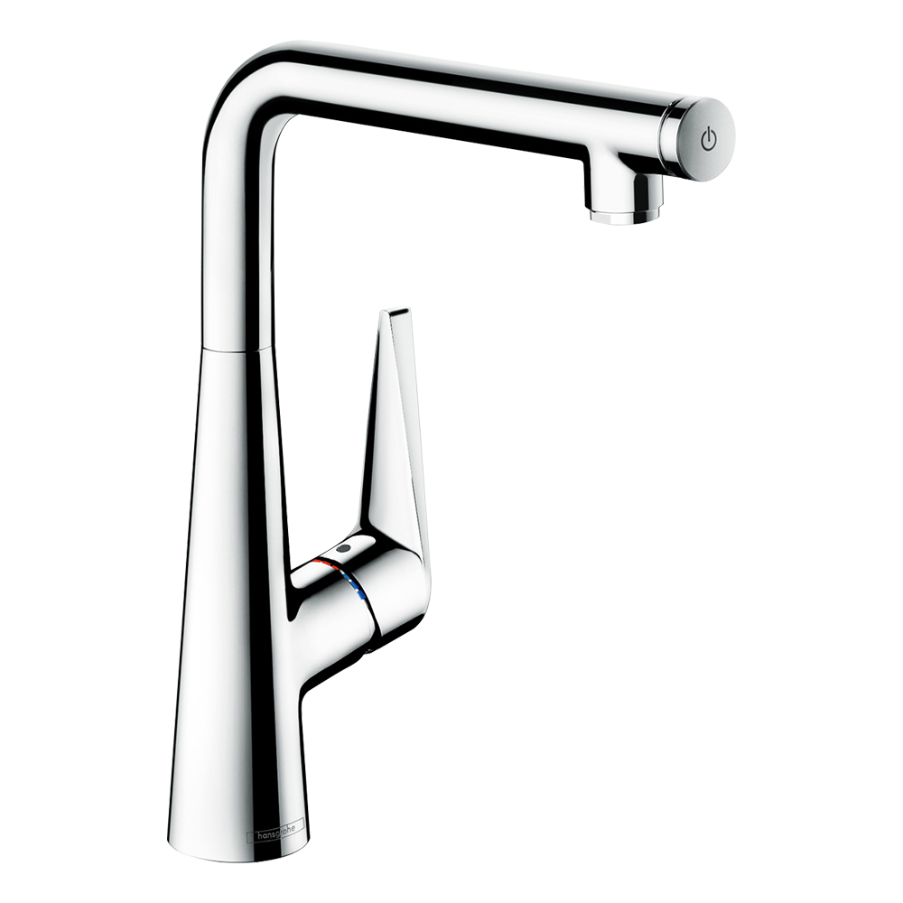 Talis 300 M51: Single Lever Sink Mixer 1 Jet, Chrome Plated 1