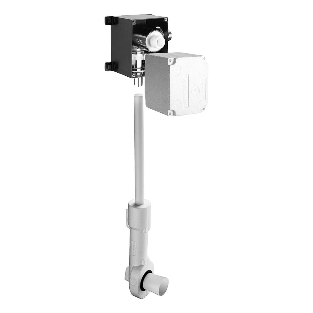 """Compact II: Concealed Flush Valve With Internal Isolating Valve; ¾"""" 1"""