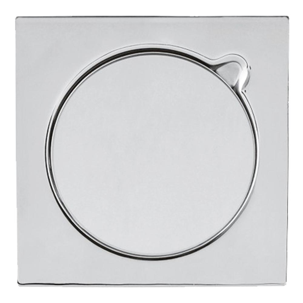 Master: Stainless Steel Floor Drain Cover; (15×15)cm 1