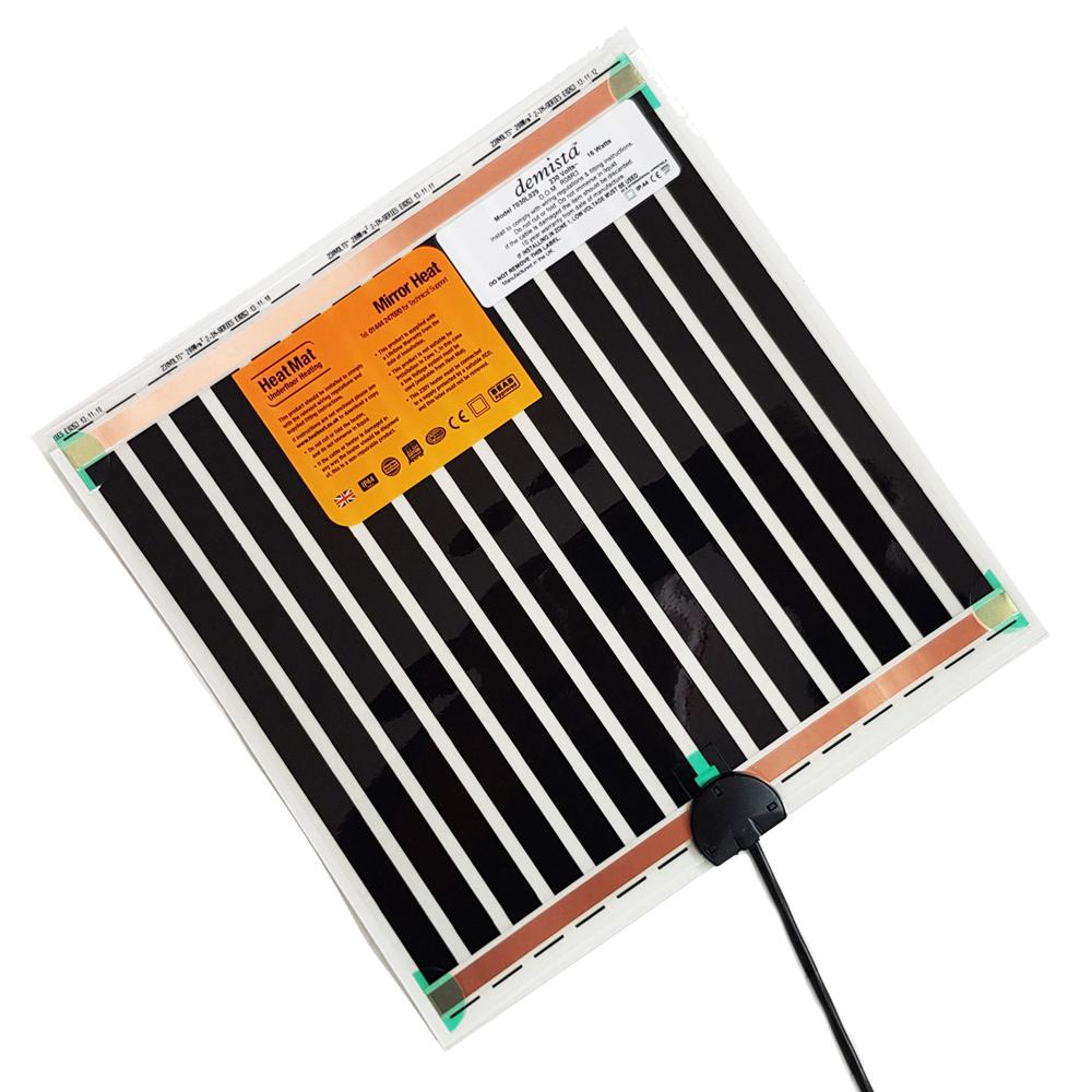 Demista: Heated Mirror Pad- (50x53cm) 1