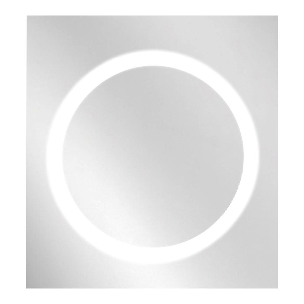 Nova: Mirror With Lights: (60x60X5)cm 1
