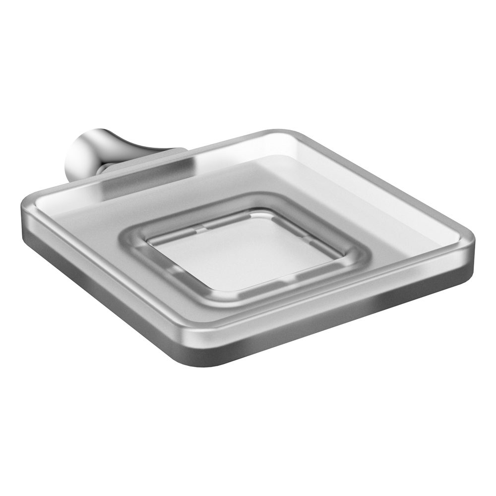 Tapis: Soap Holder Chrome Plated 1
