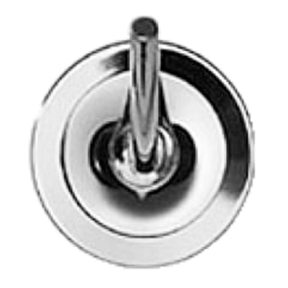 Starck 1: Towel Hook: Chrome Plated 1