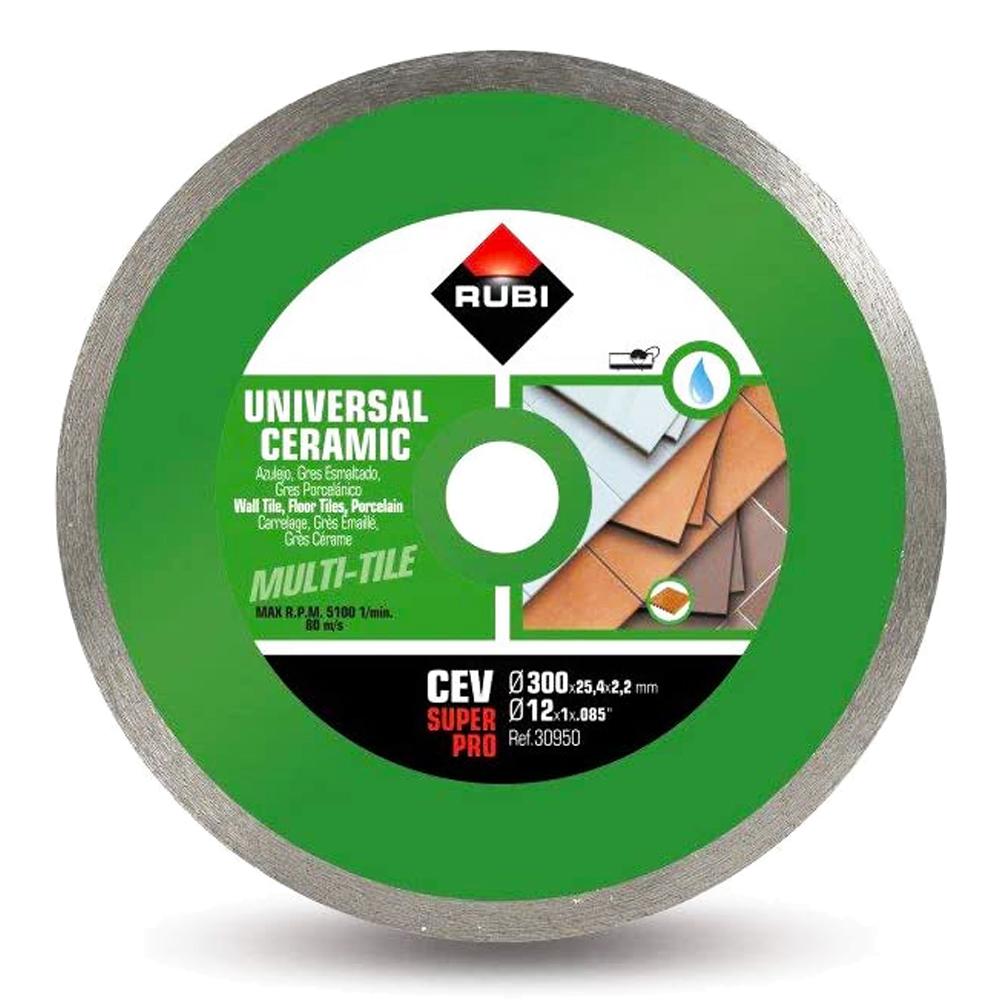 Rubi: Diamant Diamond Disc: 300mm, 12inch 1