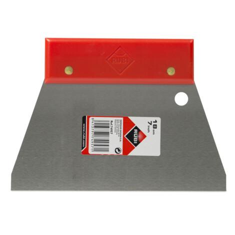 Rubi : Flat Steel Spatula: 7inch,18cm 1