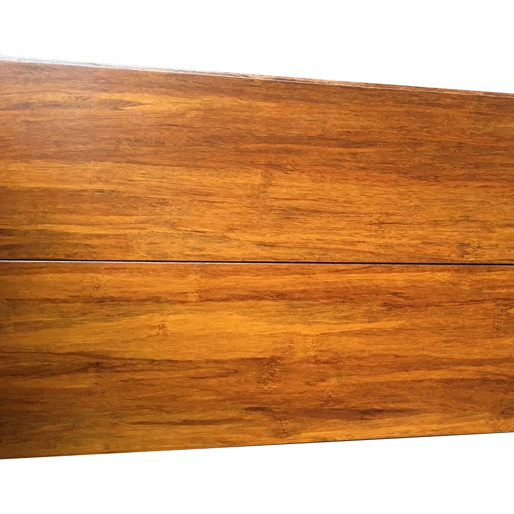 Strand Woven Bamboo Flooring, Carbonized Teak: (153×13.2×1