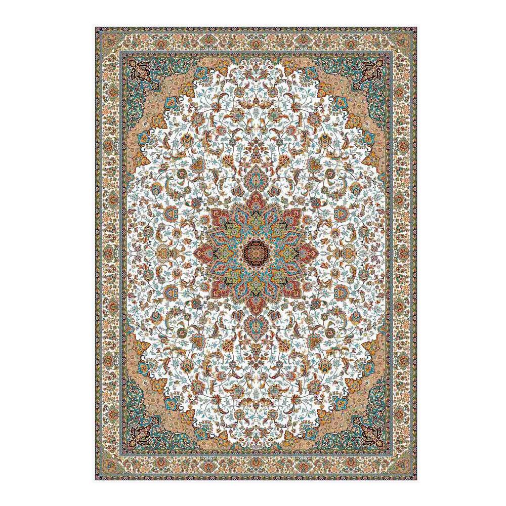 Farrahi: Barzin Carpet Rug, (100×400)cm 1