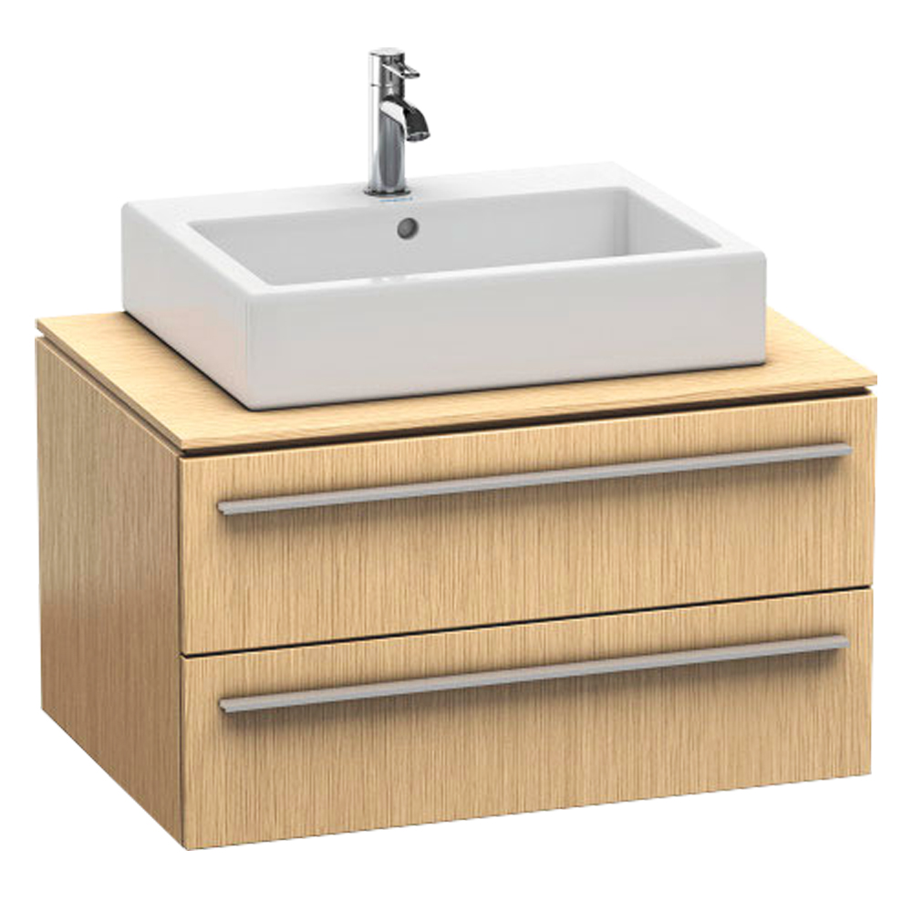 X-Large: Vanity Unit For Console: 2 Drawer, (80×54