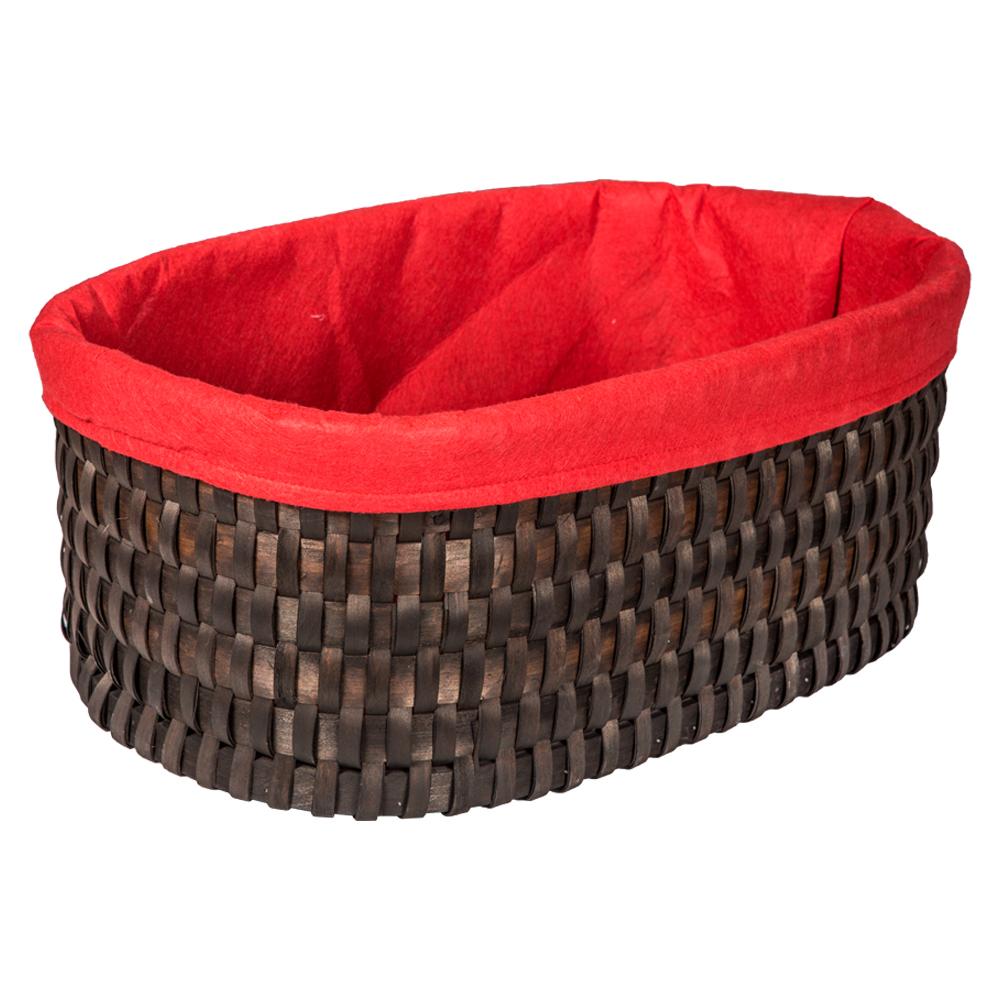 Domus: Willow Basket: (49x31)cm: Large