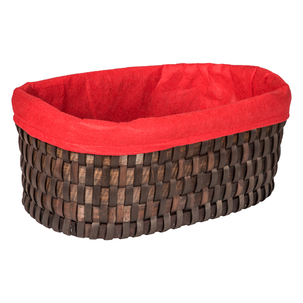 Domus: Willow Basket: (41x26.5)cm: Medium