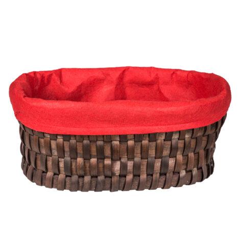 Domus: Willow Basket: (34×21