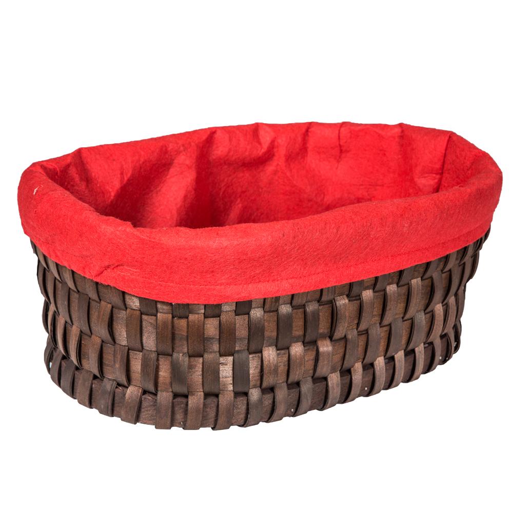 Domus: Willow Basket: (34x21.5)cm: Small