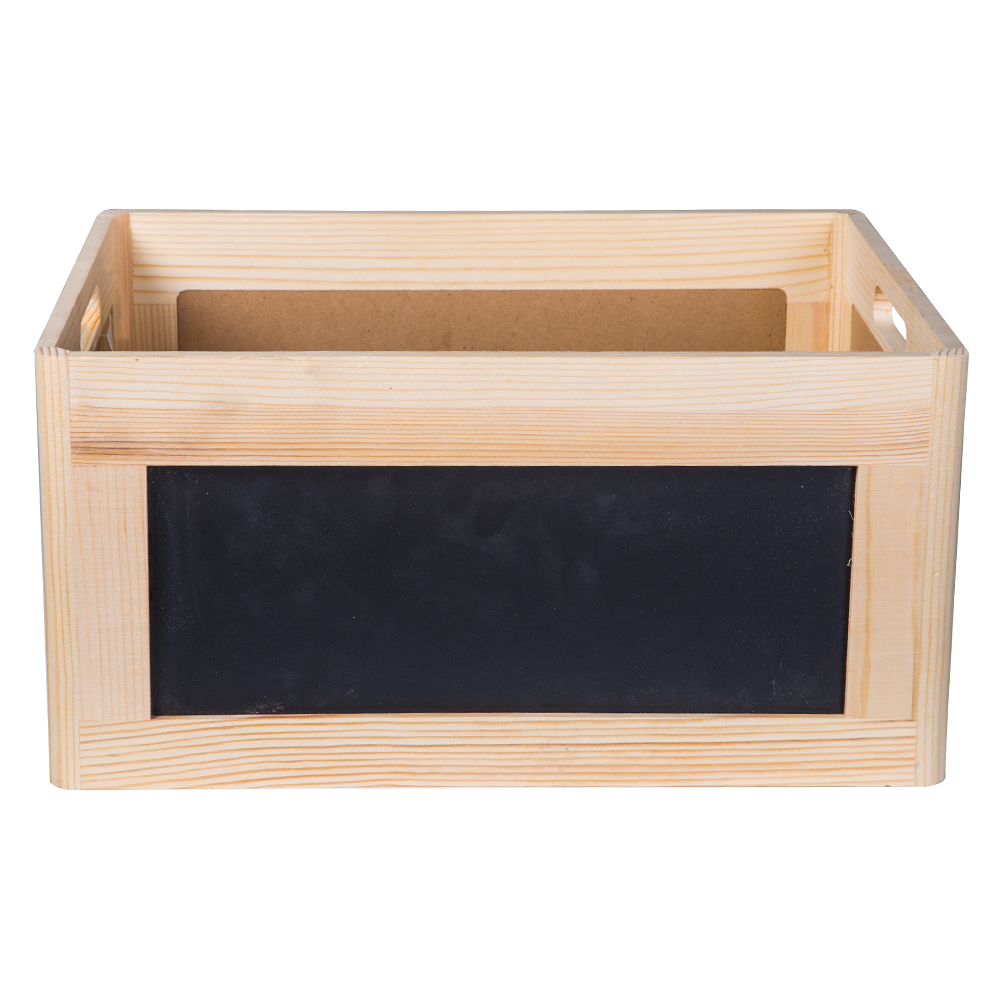 Domus: Rectangle Willow Basket: (40x30x20)cm: Large 1