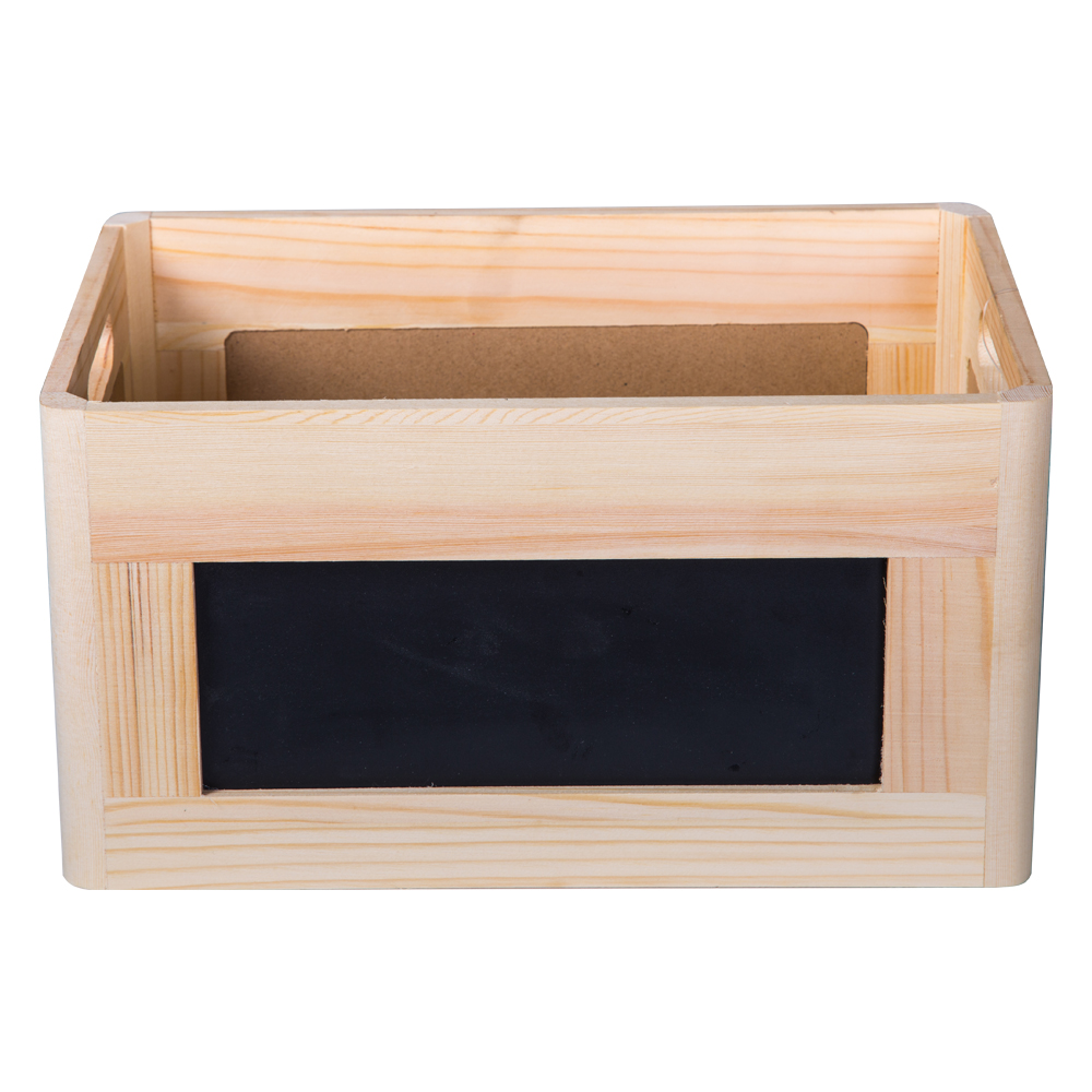 Domus: Rectangle Willow Basket: (30x20x16)cm: Small 1