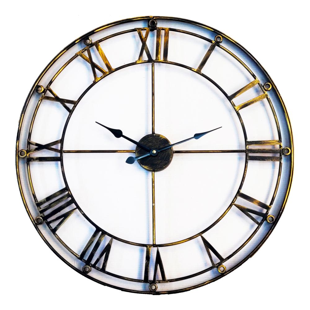 Round Wall Clock: Diamter, 60cm 1