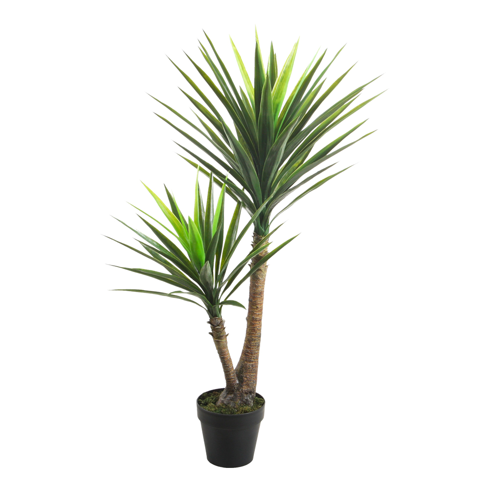 Yucca Decorative Potted Flower: 120cm 1