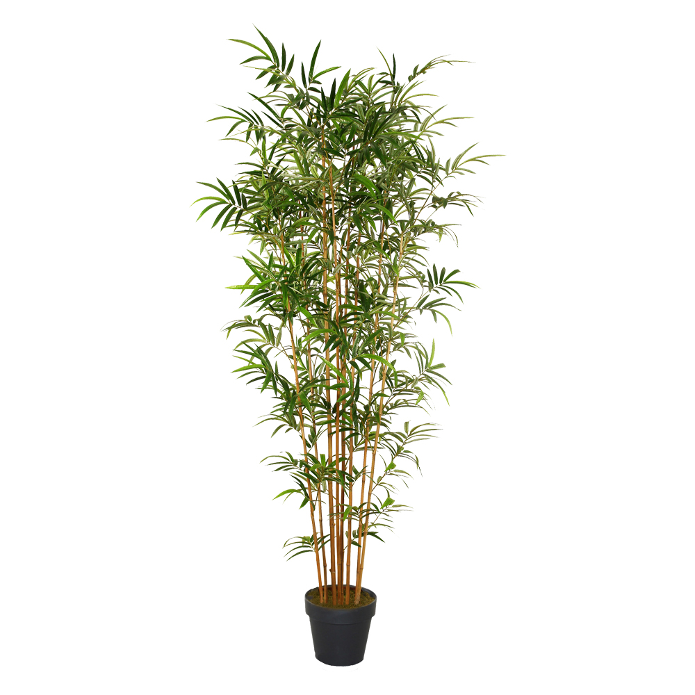 Bamboo Decorative Potted Flower: 230cm 1