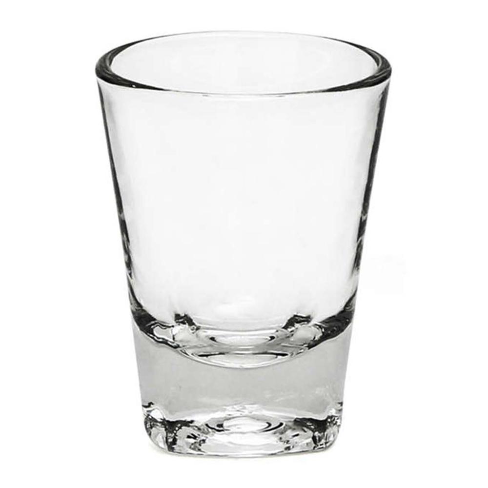 Solo Shot: Clear Glass, 60ml