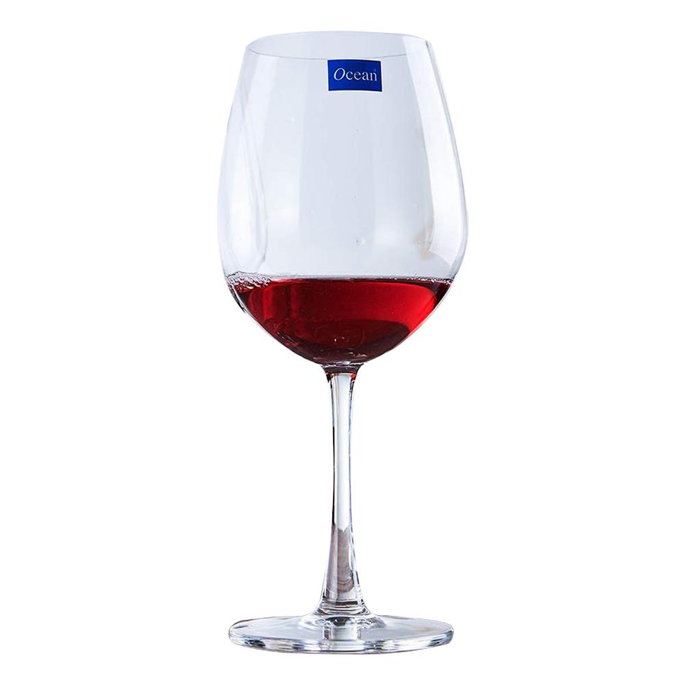 Madison Bordeaux: Wine Glass Set: 6pcs 600ml