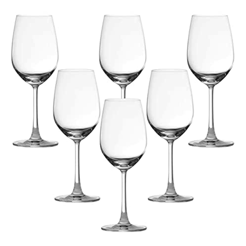 Lexington Red Wine: Wine Glass Set:6pc,455ml 1