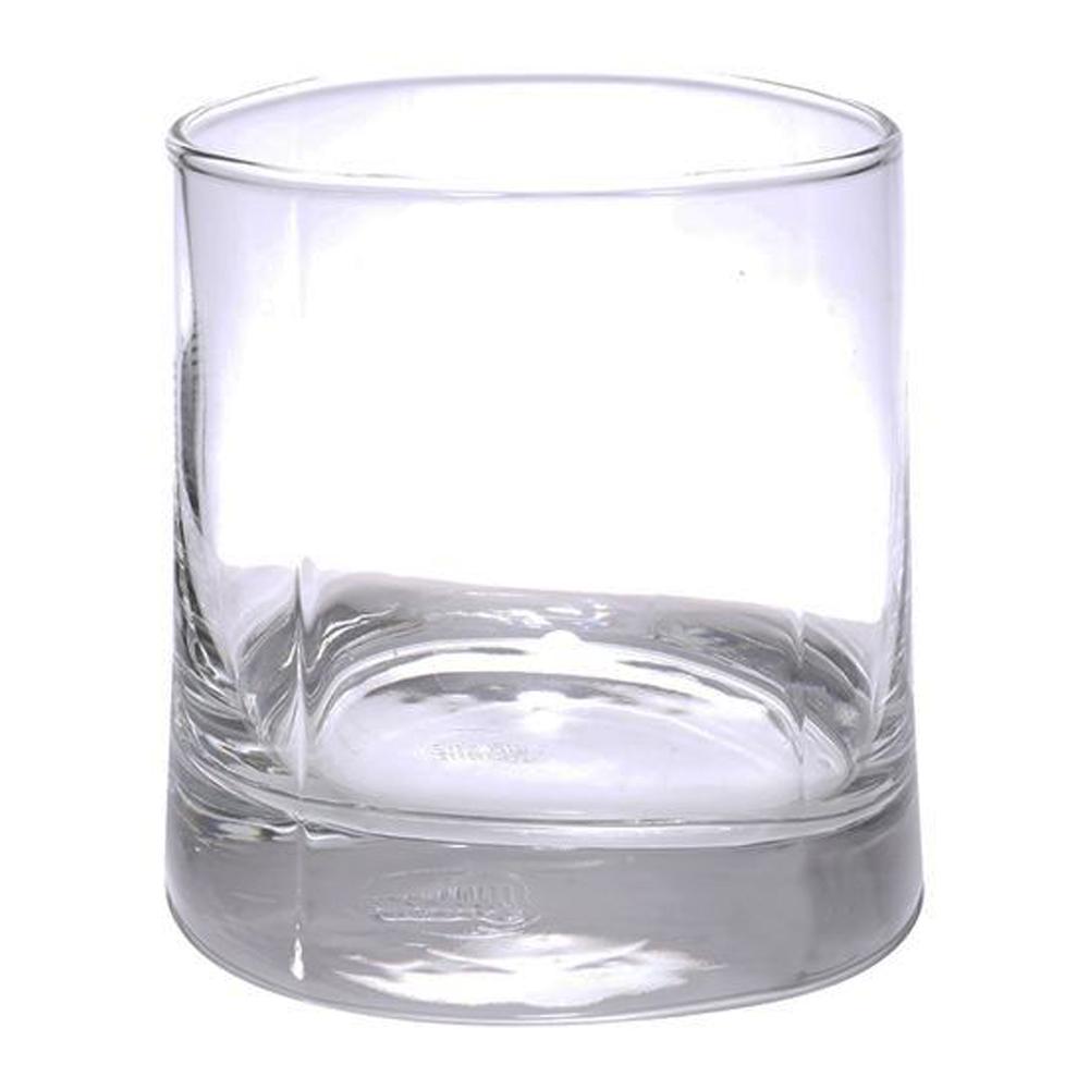 Trinity: Rock: Clear Glass Set: 6pc, 305ml