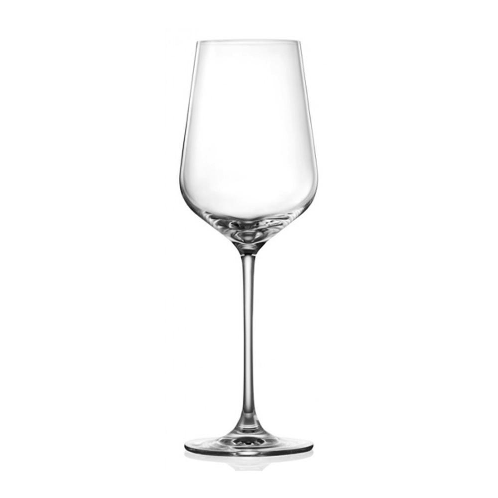 HK HIP-Bourdeaux: Stem Glass Set 770ml: 6pcs