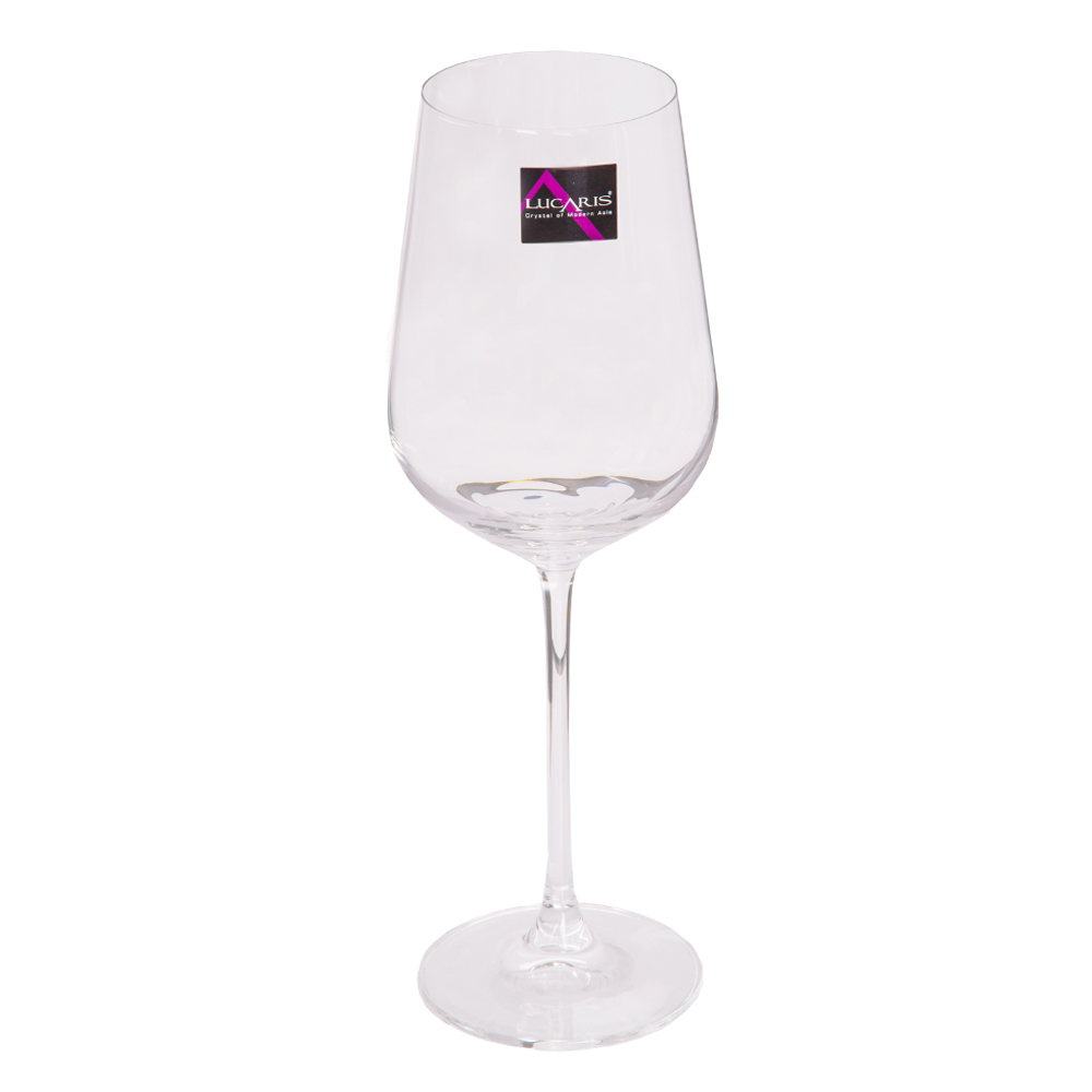 HK HIP-Cabernet: Stem Glass Set-545ml: 6pcs