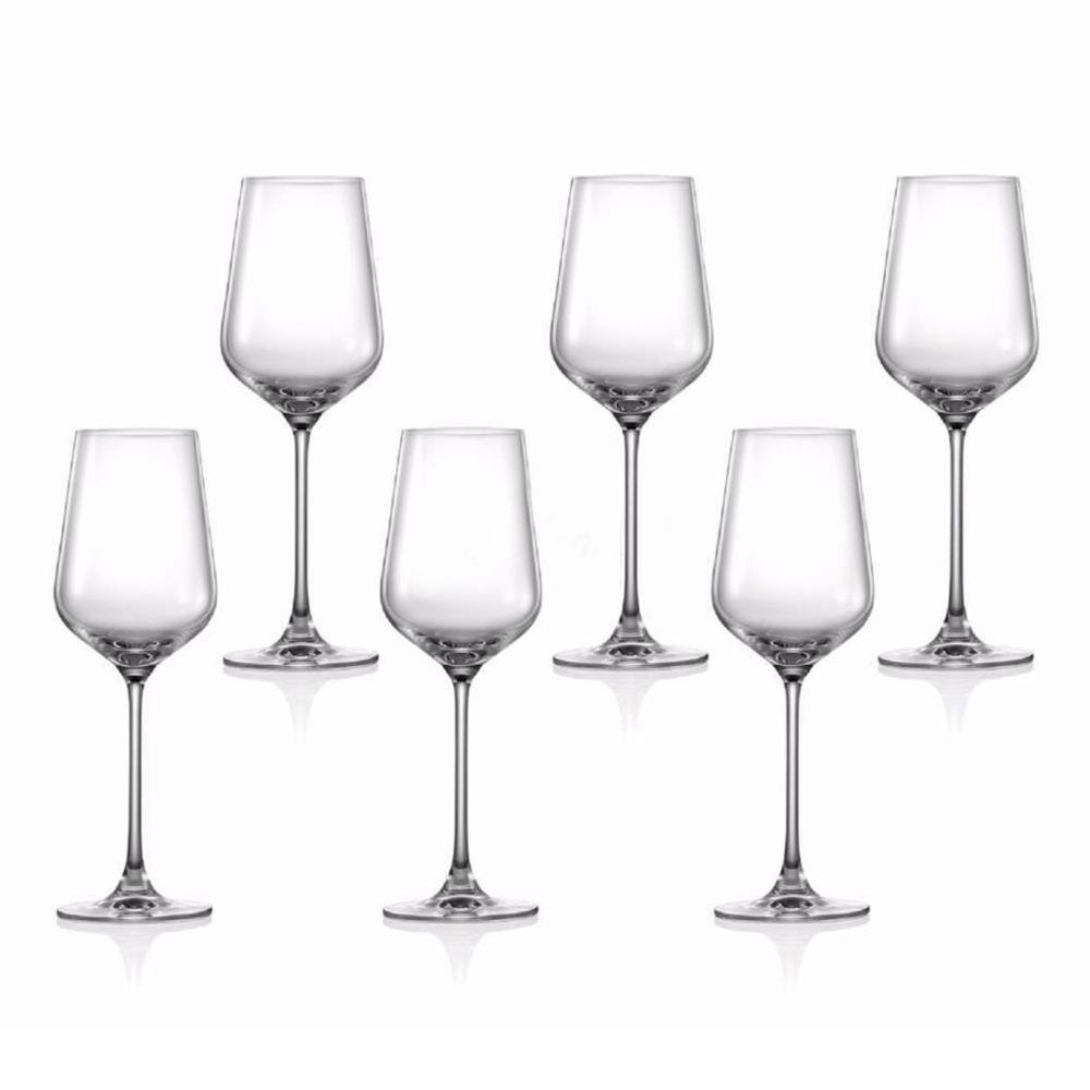 HK HIP-Chardonnay 425ml: Stem Glass Set: 6pcs 1