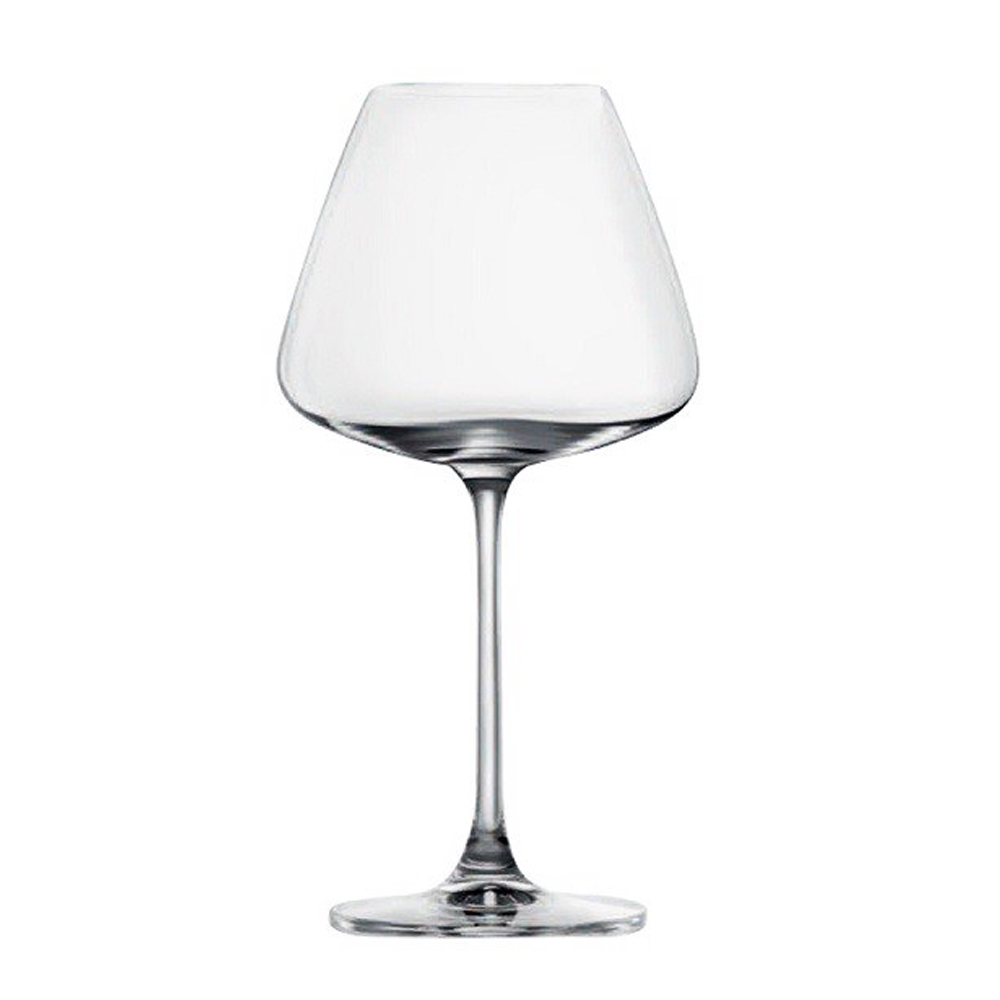 Desire-Elegant Red: Stem Glass Set 590ml: 6pcs