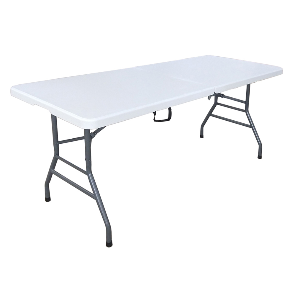 Outdoor Folding Table; (182x74x74)cm 1
