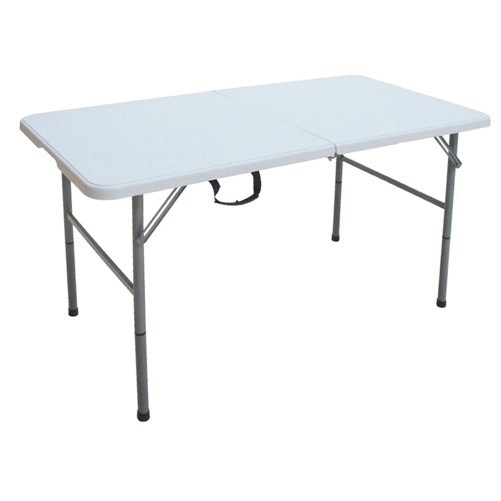 Outdoor Folding Table; (122x61x74)cm 1
