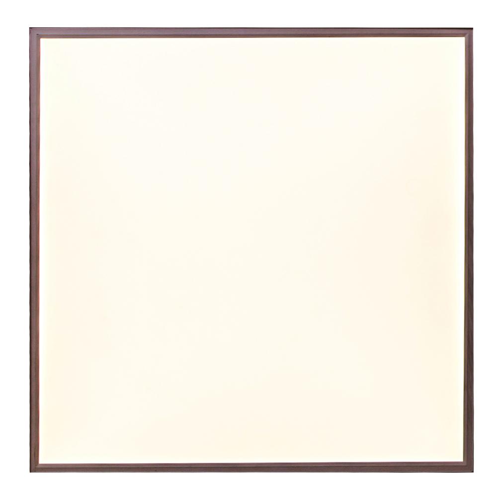 LED Panel Light; 40W, 3000K +Frame  1