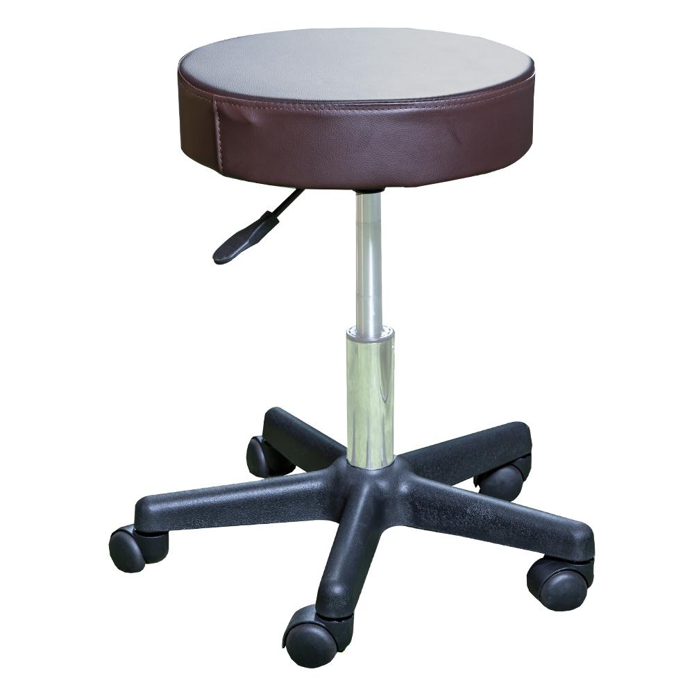 Massage Stool, Brown 1