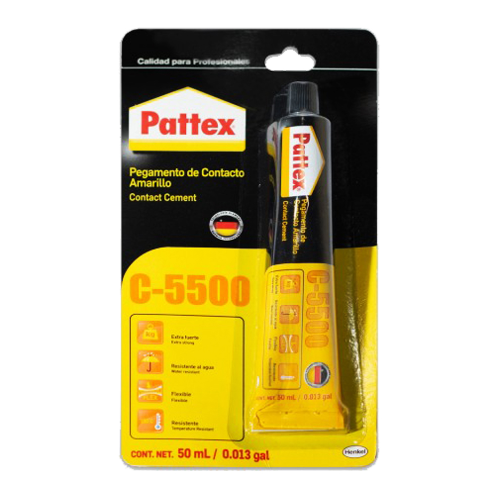 Pattex: Contact Cement: 50g tube 1