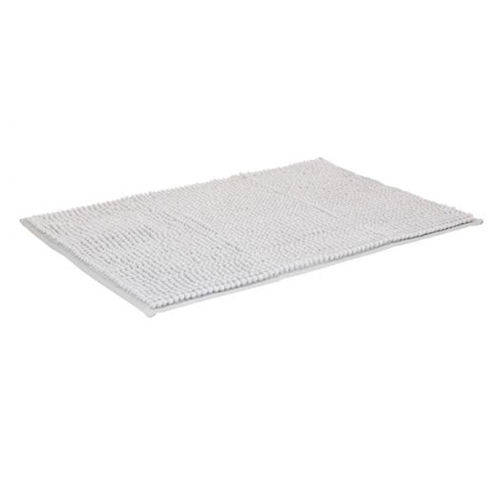 Igby Bath Mat; (40×60)cm, Grey 1