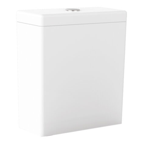 Arco: Cistern: Close Coupled, White  1