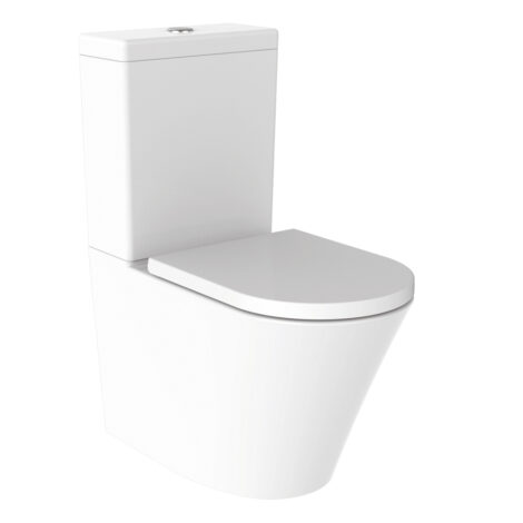 Arco: Cistern: Close Coupled, White