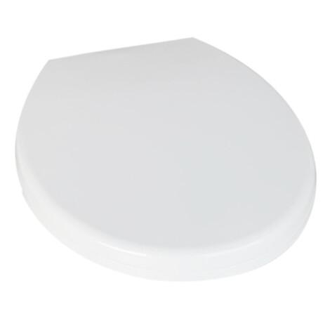Nova Eros : Seat Cover, Soft Close, White 1