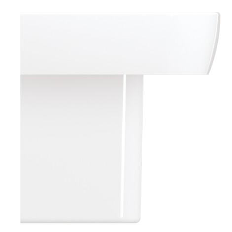 Legend: Semi Pedestal, White 1