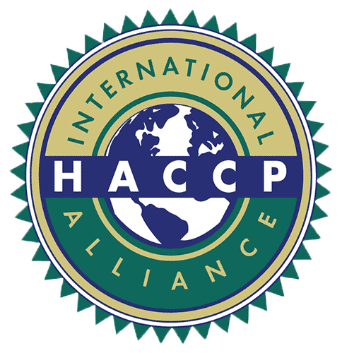 The logo of the International HACCP Alliance