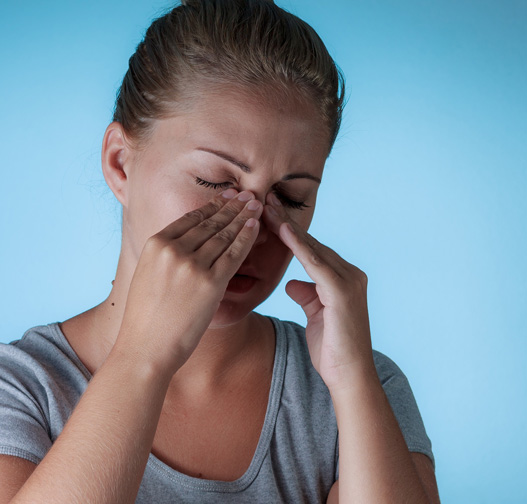 Sinus Problems and Relief