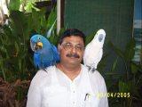 Dinesh Rawat as bird lover