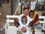 Explorer Dinesh Rawat as animal lover