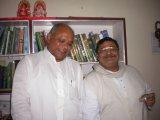 Dinesh Rawat with Sri Ramesh Mandelia