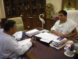 Safal Yogi Dinesh Rawat in Spiritual discussion