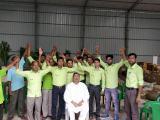 Green Man Dinesh Rawat