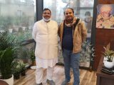 Dinesh Rawat as Vice president Indian Nursery Association